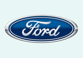 Ford Logo - Free vector #161529