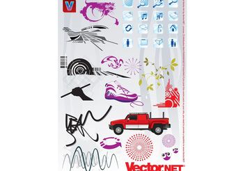 Vector Graphics Pack - Kostenloses vector #162059
