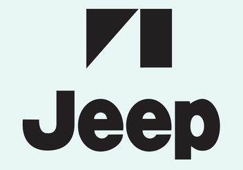Jeep Logo - Free vector #162109