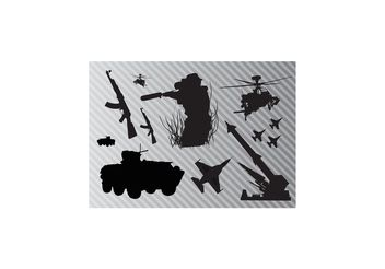 Military Graphics - vector gratuit #162379