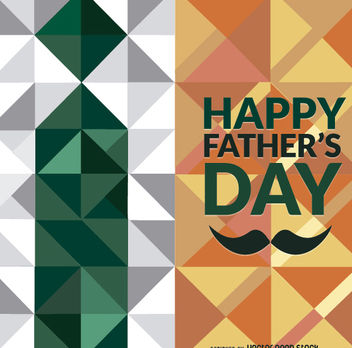 Father's day background - vector #162769 gratis