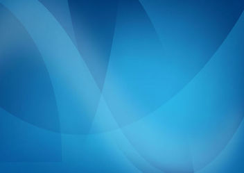 Fluorescent Abstract Blue Curves Background - Free vector #166109