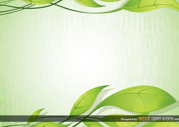 Ecologic background - vector gratuit #167569