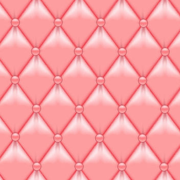 Realistic Pinkish Upholstery Leather Background - Free vector #167619