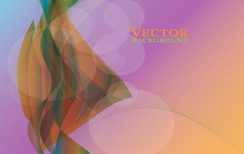 Colors dancing vector - Free vector #168409