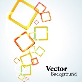 Attractive Abstract Vector Background - Free vector #168889