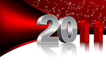 New year background - vector #169559 gratis
