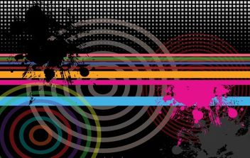 Vector Colorful background - бесплатный vector #169829