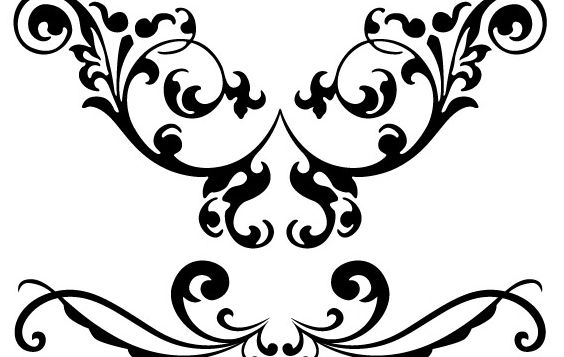 flourish vector free vector download 170129 cannypic rh cannypic com free vector flourishes illustrator free vector ornament floral