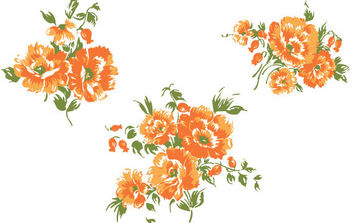 Free Flower Vector-3 - Free vector #172299