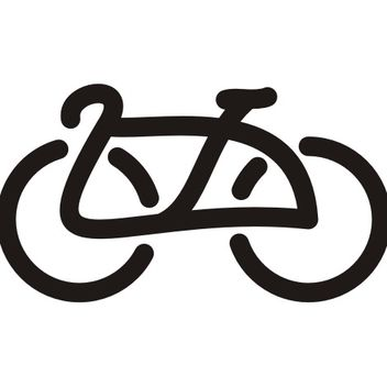 Bicycle - vector gratuit #173359
