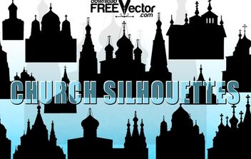 Vector Christian Church - vector gratuit #174869