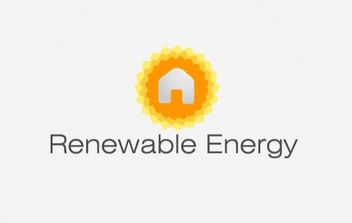 Renewable Energy Logo 02 - vector gratuit #174989