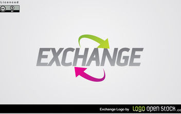 Exchange Logo - Free vector #175049