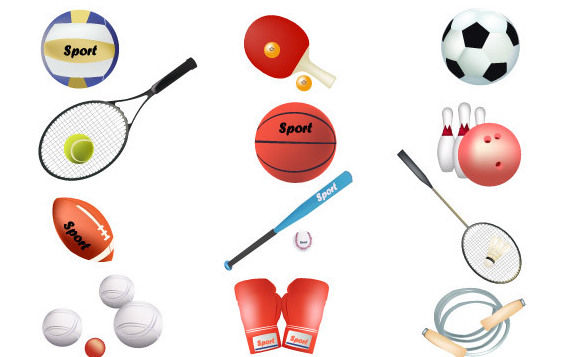 Free sports vector - Free vector #175429