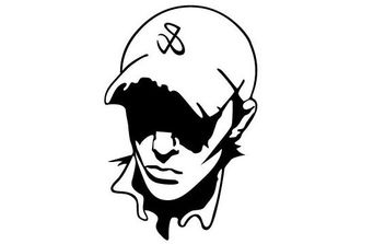 Boy With Cap Vector - vector #175599 gratis