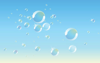 Bubbles - Free vector #175629