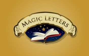 Magic Letters - vector gratuit #175919