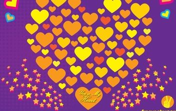 Free Love Vector Art - Kostenloses vector #176339