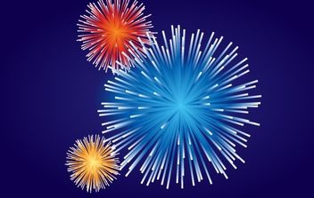 Fireworks 2 - Free vector #176609