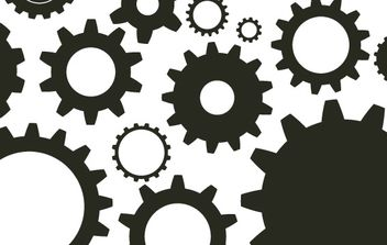 Random Free Vectors Part 10 Gears - Free vector #177489