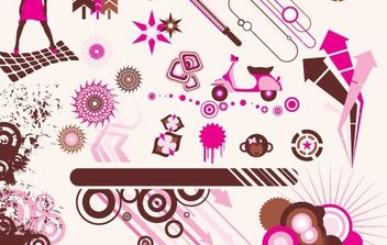 Design Elements - vector #177779 gratis