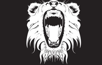Lion - Free vector #177949