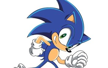 Sonic the Hedgehog - vector #178129 gratis