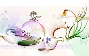 Spring Vector Graphic - бесплатный vector #179179