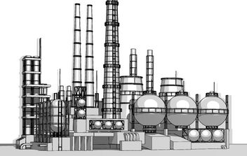 Vector Heavy Industries plant material - vector #180309 gratis