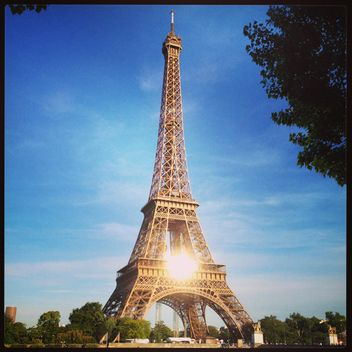 Eifel tower - image gratuit #183399