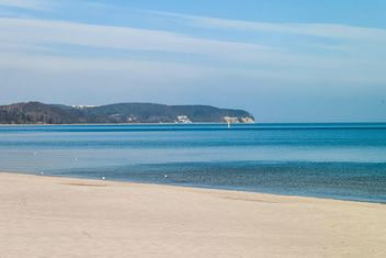 Beach in Sopot - image gratuit #184579