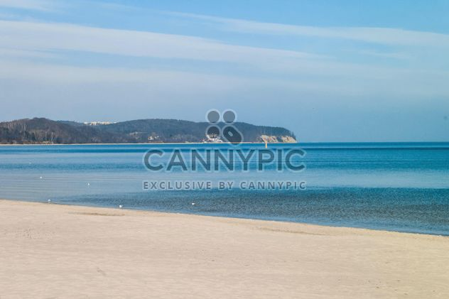 Beach in Sopot - Free image #184579