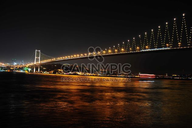 Bosphorus bridge in istanbul - Free image #185799