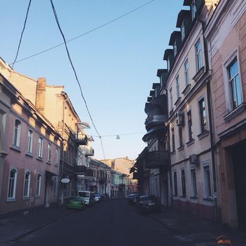 Odessa streets - Kostenloses image #186009