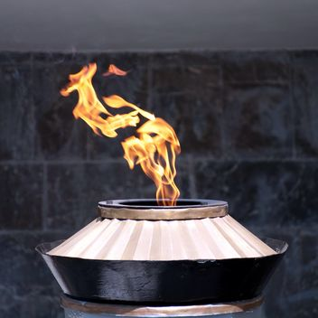 Burning eternal flame - image #186769 gratis