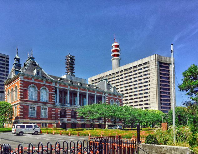 Architektur in tokio japan kostenloser bild download - Architektur tokyo ...