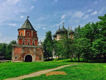 Mostovaya tower at Izmaylovo Kremlin - бесплатный image #186869