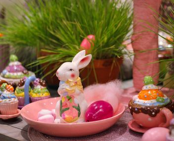 cute Easter bunny - Free image #187429