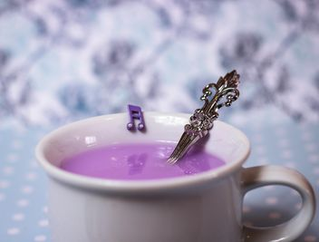 colorful purple drink - Free image #187649