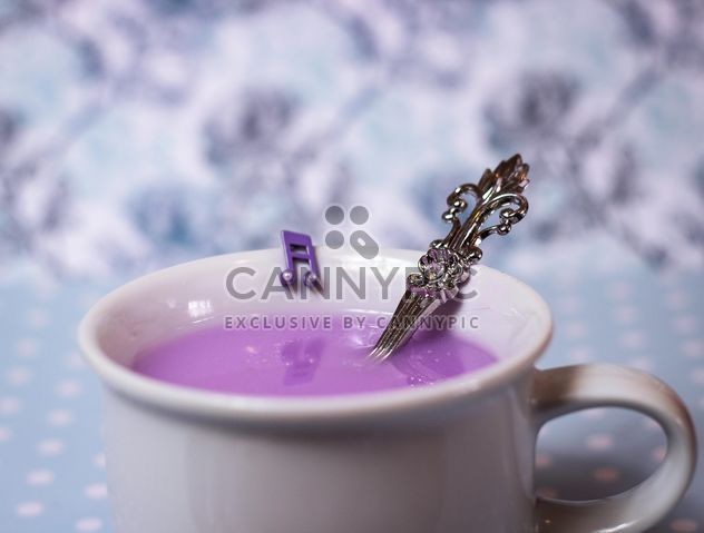 colorful purple drink - image gratuit #187649