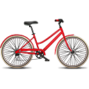 Bicycle - icon #189259 gratis
