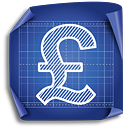 Pound - icon #189339 gratis