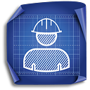 Ingeniero cerca - icon #189429 gratis