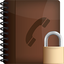 Phone Book Lock - icon gratuit #190299