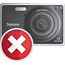 Photo Camera Delete - icon #190329 gratis