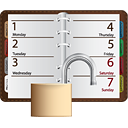 Note Book Unlock - icon #190509 gratis