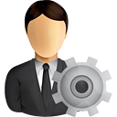 Business User Process - Kostenloses icon #191029