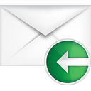 Mail Back - icon gratuit #191069