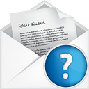 Mail Open Help - icon #191129 gratis